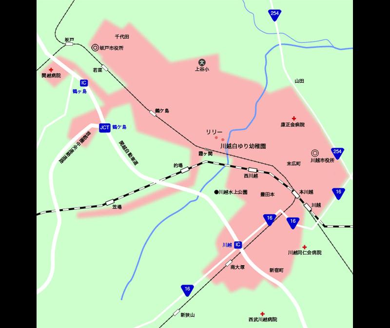 バスルートマップ